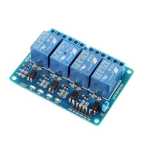 Relay 4 Channel 5v sainsmart 4 channel 5v relay module for pic arm avr dsp arduino msp430 ttl logic 3d printing