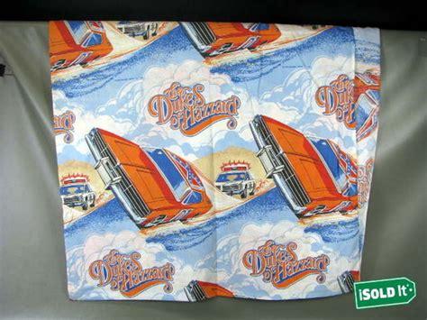 dukes of hazzard comforter vintage dukes of hazzard twin bed sheets bo luke daisy