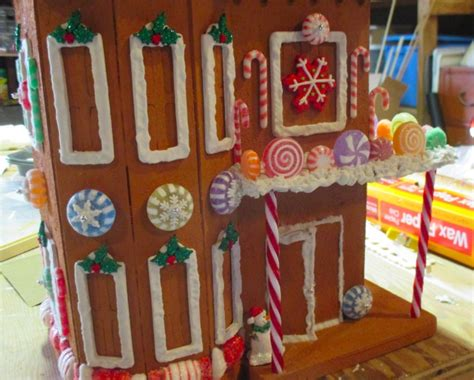 dollhouse i m just a gingerbread dollhouse decorating the den of slack
