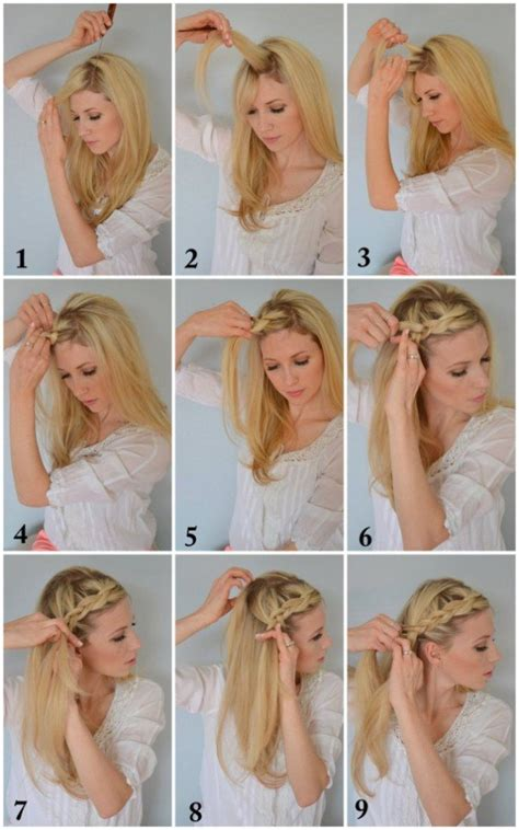 Hairstyles For 2016 For Step By Step by Hairstyles For Hair Step By Step 2017 2018 For