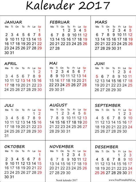 Djibouti Fastis 2018 Kalendar 2018 Norge 28 Images Kalender 2016 Norsk