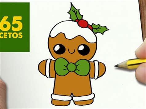 imagenes de la navidad kawaii draw como dibujar un buho para navidad paso a paso
