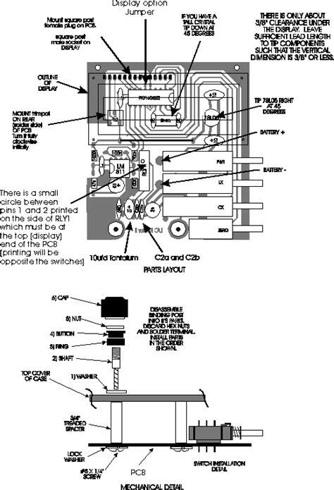5 pin changeover relay wiring diagram 5 wiring diagram