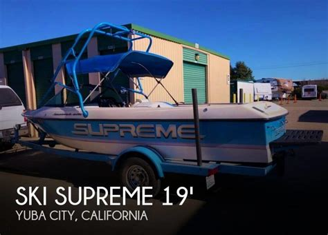 boat dealers yuba city ski supreme boats for sale
