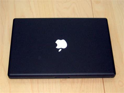 Macbook Pro Black august 171 2007 171 eric faller