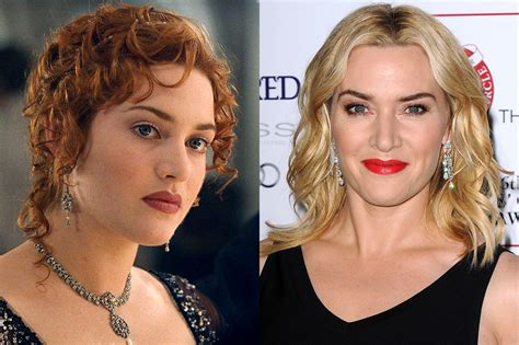 titanic film hero and heroine name see the cast of titanic then and now