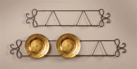 Wall Plate Display Rack displaycollections york horizontal wall plate racks