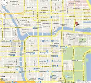 Sheraton Chicago Map by Palisade Corporation Risk Analysis Decision Analysis