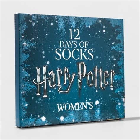 harry potter christmas advent calendar you can now get a