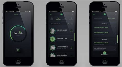 mobile app design templates 40 awesome mobile app designs with great ui experience