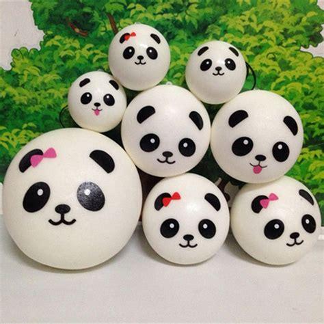 Promo Sale Squishy Sumo Panda aliexpress buy 10 free shipping 4cm 7cm 10cm kawaii soft scented squishy jumbo panda