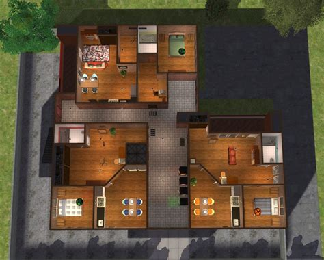 Apartment Living Room Ideas Mod The Sims Frondosian Street 120 Apartments