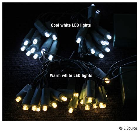 best 28 warm white vs cool white christmas lights led