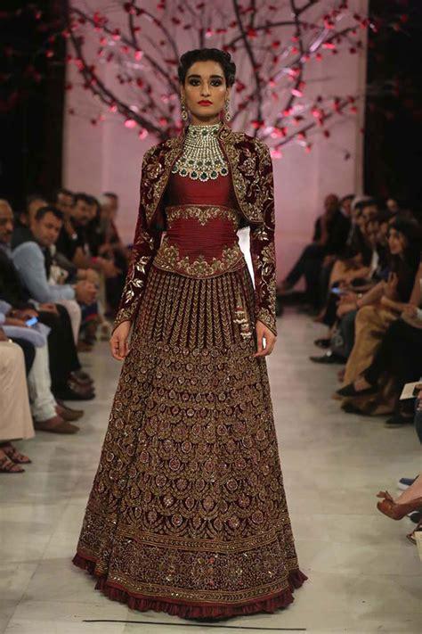 Indian Fashion Autumn Winter 2016(ICW 16) Indian Designer Bridal Dresses 2017