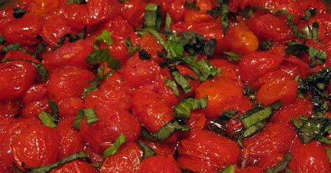 roasted tomatoes ina garten ltdan skitchen roasted cherry tomatoes