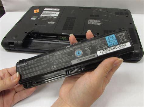 toshiba satellite   battery replacement ifixit