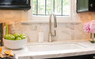 Good Red Tiles For Kitchen Backsplash #4: Calacatta-gold-marble-subway-tile.jpg