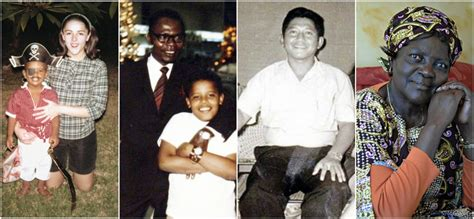 family obama barack obama family siblings parents children