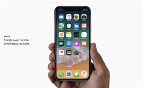 iphone x nuove gesture e nuove alternative al tasto home