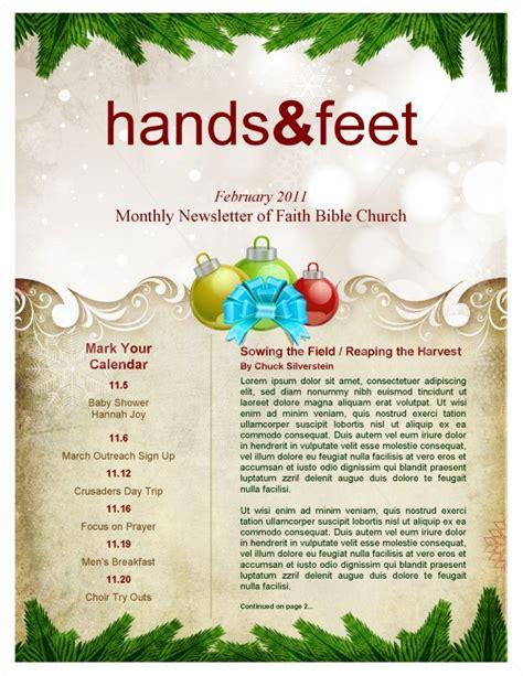church program christmas templates festival collections