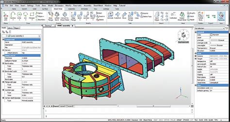 CAD Report: Bricsys Wants to be Your 3D Modeler