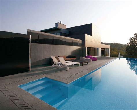 porka net terrasse design piscine