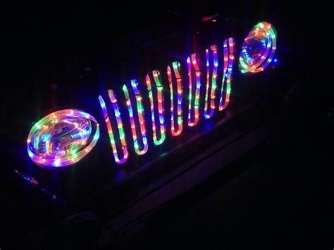 jeep christmas lights 1000 ideas about jeep wrangler wheels on pinterest