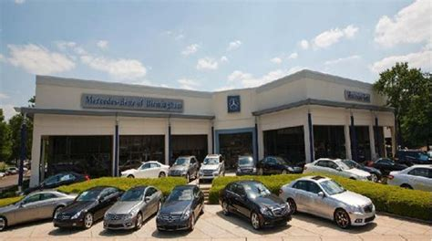 mercedes of birmingham al mercedes of birmingham car dealership in hoover al