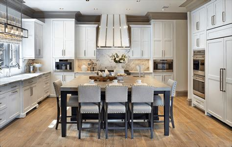 kitchen island with seating on three sides kitchen ideas
