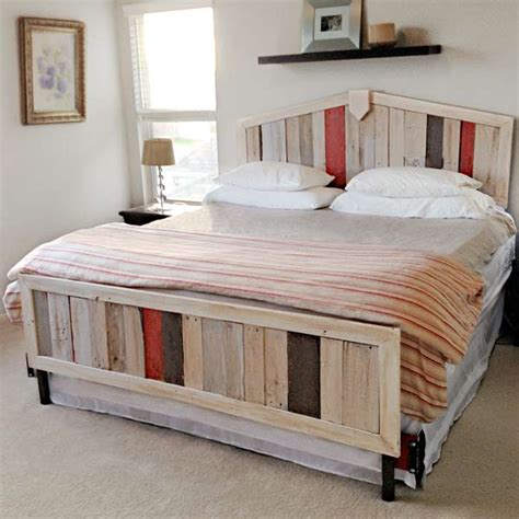 recycled bedroom ideas easy diy furniture projects for home remodeling on budget