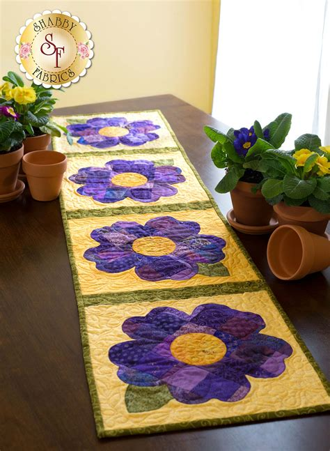 google christmas tree shop kitchen table runners not xmas patchwork pansy table runner pattern