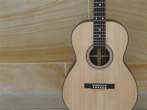 Handmade Guitars For Sale - luthier made custom left acoustic guitar for sale