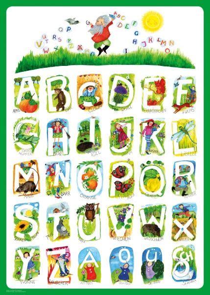 kinderzimmer bild alphabet pin f 252 kő judit auf waldorf schule abc