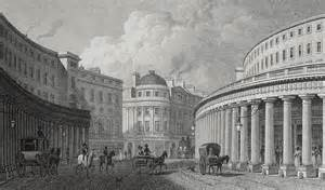 Modern Looking Houses fantasy architecture restore the regent street colonnade