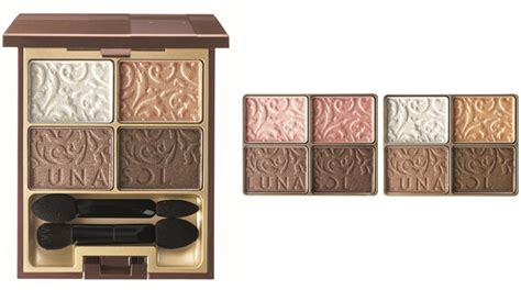 Kanebo Lunasol 32 Light Smokey Beige lunasol autumn 2014 makeup collection trends and makeup collections chic profile