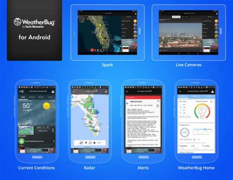 weatherbug for android weatherbug app for android debuts new home energy meter and new look get real time local