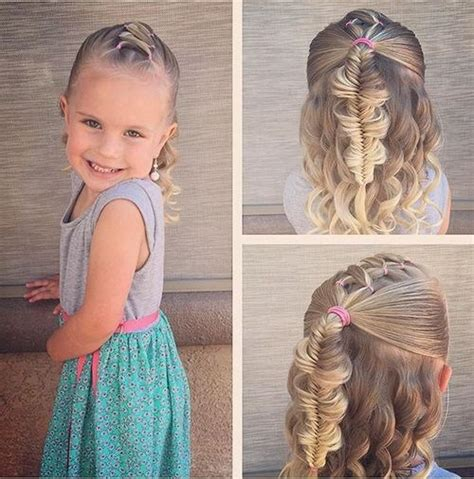 Hairstyles For Toddlers With Hair by 20 Adorable Toddler Hairstyles