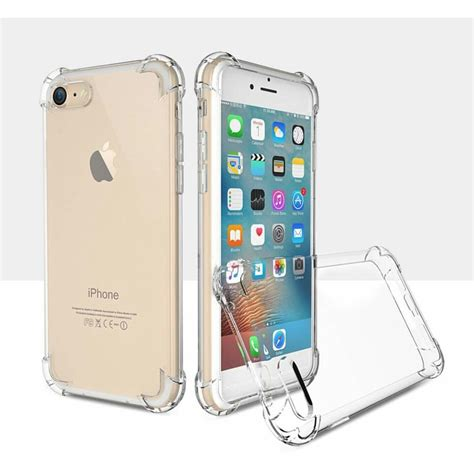 Hp Iphone Oppo anti shock anti softcase clear tipe