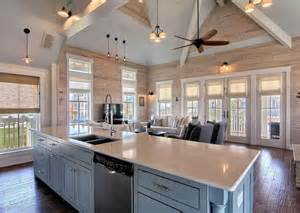 great room ceilings rustic great room with ceiling fan cathedral ceiling