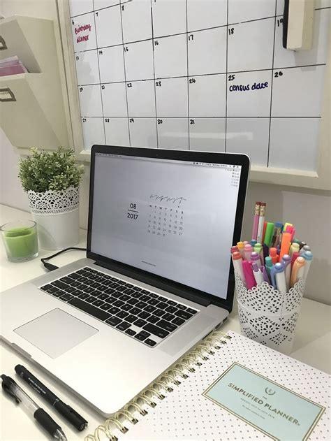 Computer Desk Inspiration | best 25 study motivation ideas on pinterest study