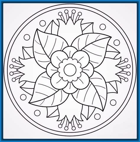 Mandalas Imagenes Para Descargar | descargar mandalas para colorear archivos dibujos de