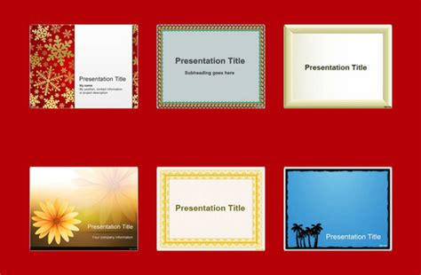 top 10 powerpoint templates top 10 free border templates for powerpoint powerpoint