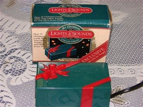 the lights and sounds of christmas deluxe mr the lights and sounds of micro box 25 s