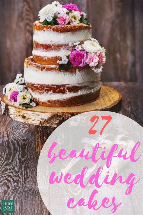 stunning wedding cakes     handle