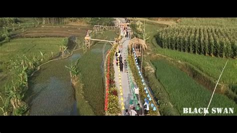 dji ryze tello drone cinematic footage theps pasar kebon watu gede youtube