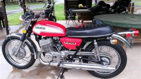 Suzuki Titan 1971 Suzuki T500 Titan For Sale On 2040 Motos