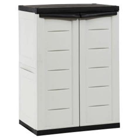 workforce storage cabinets home workforce 26 in wide plastic storage base with 2