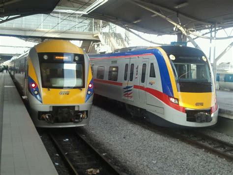 Ktm Ipoh To Penang Johor To Singapore In 5 Minutes By Ktm New Shuttle