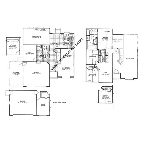 kimball hill homes floor plans kimball hill homes floor plans