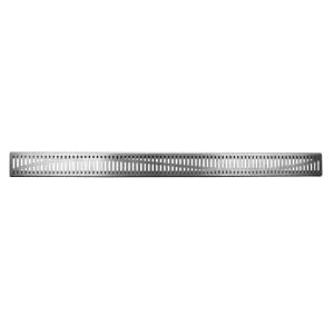Linear Shower Drain Home Depot by Linear Channel Shower Drains 60 In Tide Shower Grate Only